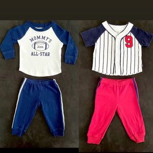 Other - 👶🏻⚾️   Baby/Infant Boys 4 Piece Set   ⚾️👶🏻